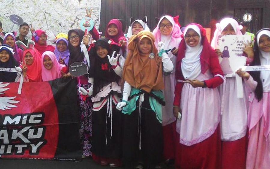 Islamic Otaku Community, Yuk jadi Cosplayer yang Syariah