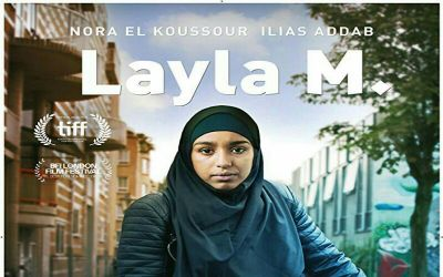 Poster Film Layla M.