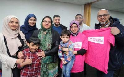 Masjid di Inggris Adakan Kegiatan Dukungan Bagi Pengidap Autisme