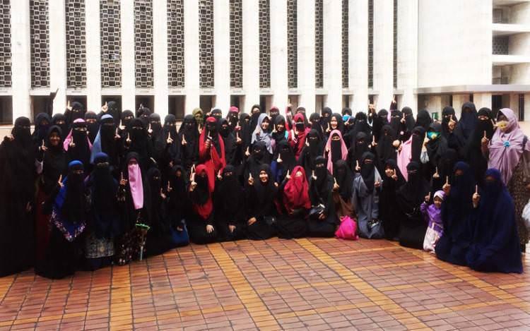 Komunitas Ukhuwah Mujahidah Hilangkan Stigma Buruk dari Cadar