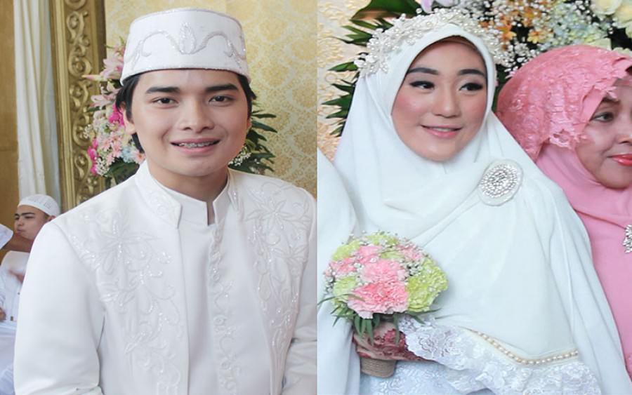Ini Pengakuan Larissa Chou Hingga Dinikahi Alvin, Putra Sulung Arifin Ilham