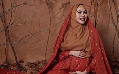 Selamat! Kartika Putri Lahiran Anak Pertama Berjenis Kelamin Perempuan