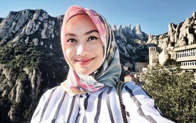 Nada Puspita : Berkunjung Ke Kampung Jawa di Thailand Hingga Ramadhan di Australia