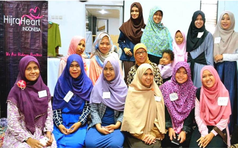 Komunitas Hijraheart : We Are Hidayah Hunter