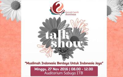 "EVENT : ""Muslimah Indonesia Berdaya untuk Indonesia"" by GAMAIS ITB"