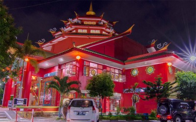 Bercorak Tionghoa, Ini 7 Masjid Cheng Ho di Indonesia