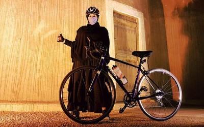 Mendobrak Kultur, Komunitas Sepeda di Arab Saudi Khusus Muslimah