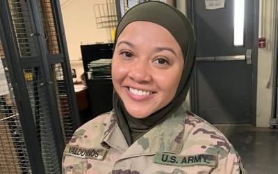 Cecilia Valdovinos, Tentara Berhijab yang Melawan Diskriminasi Islam di Kalangan Militer Amerika