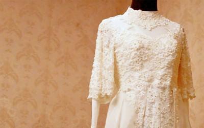 Pilihan Gaun Pengantin Syar'i Modern