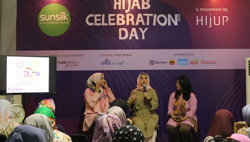 Sunsilk Hijab Celebration Day
