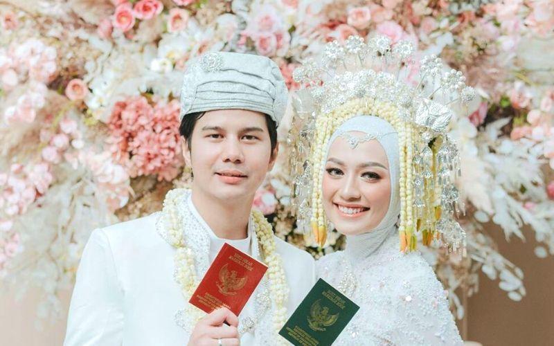 Sah, Mega Iskanti dan Najauta Resmi Menikah!