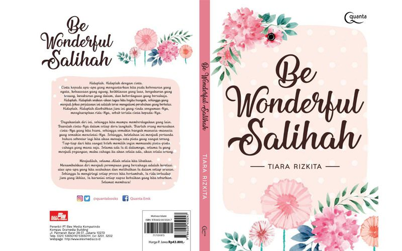 Buku Be Wonderful Salihah