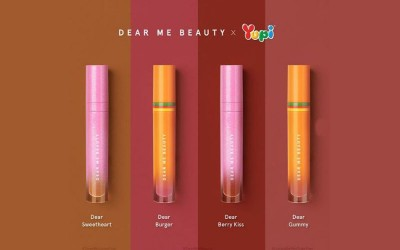 Sensasi Nikmatnya Wafer Nissin dan Permen Yupi Lewat Lipstik Limited Edition