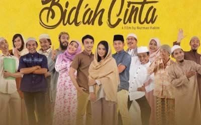 Film Bid'ah Cinta : Ketika Cinta Terhalang Oleh Perbedaan Ritual Agama