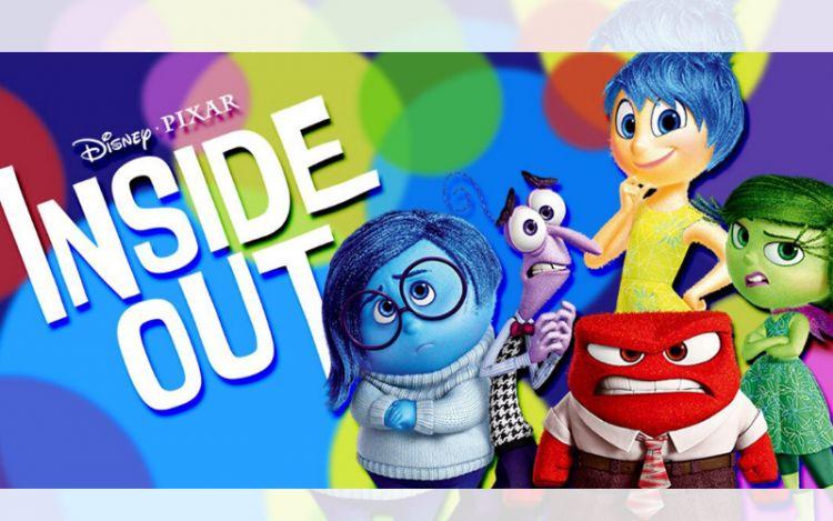 Mengenal Jenis - Jenis Emosi Lewat Film Inside Out