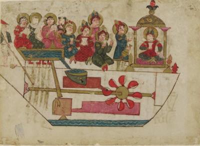 Al – Jazari, Bapak Robotik dan Insinyur Mekanik dari Abad ke-12