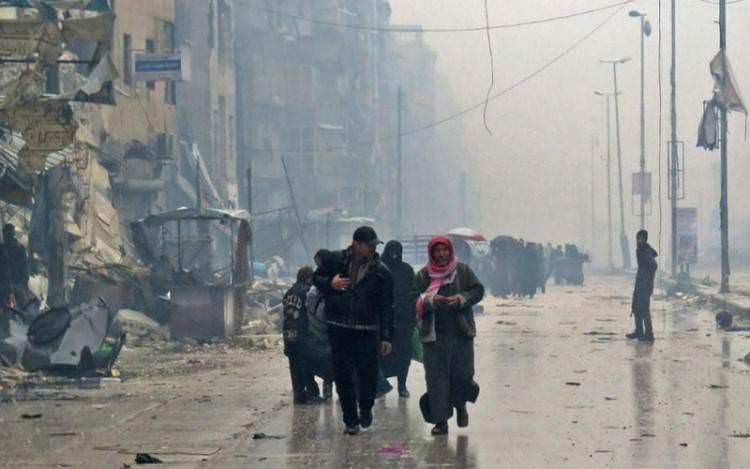 Napak Tilas Kegemilangan Aleppo di Masa Silam