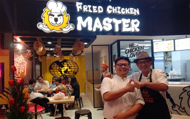 Outlet Fried Chicken Maste